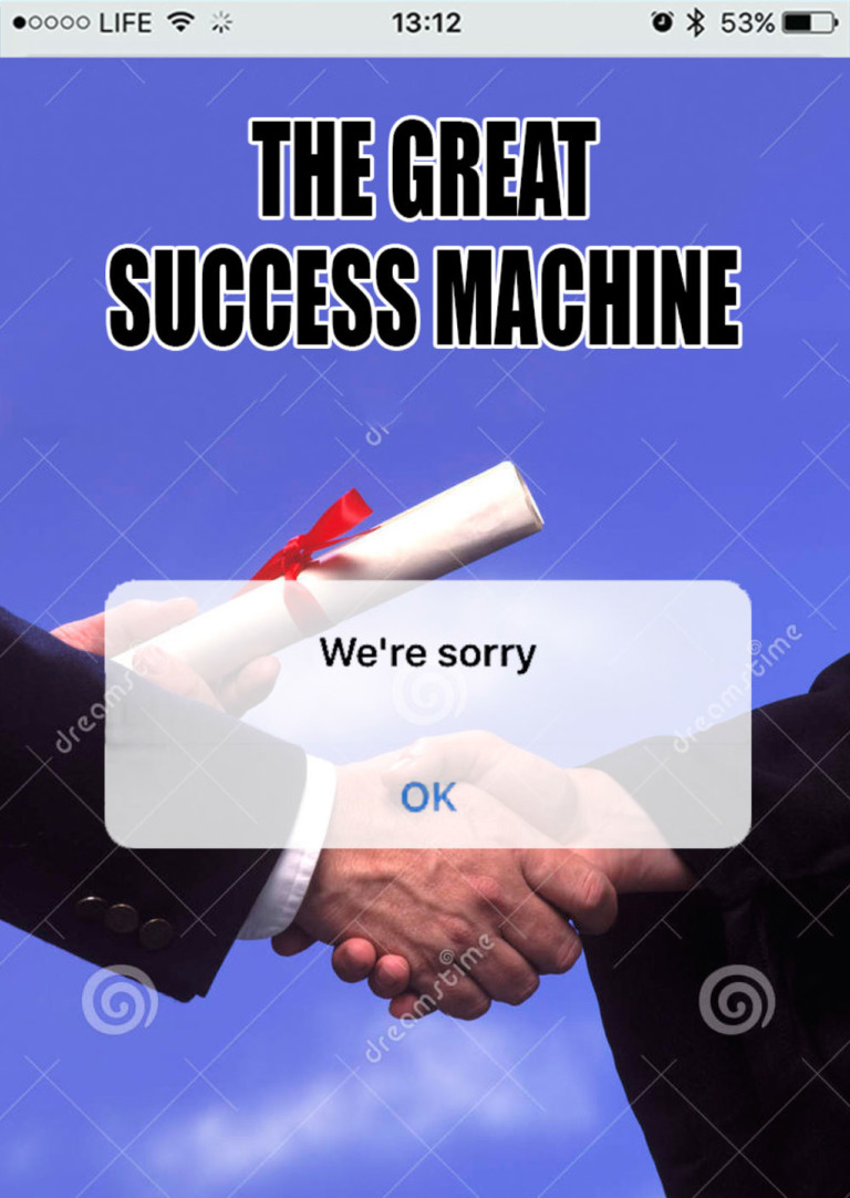 Till Wittwer The Great Success Machine